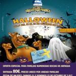 Halloween Warner Anfagua