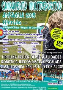 Campamento Verano Merida ANFAGUA 2018_pq